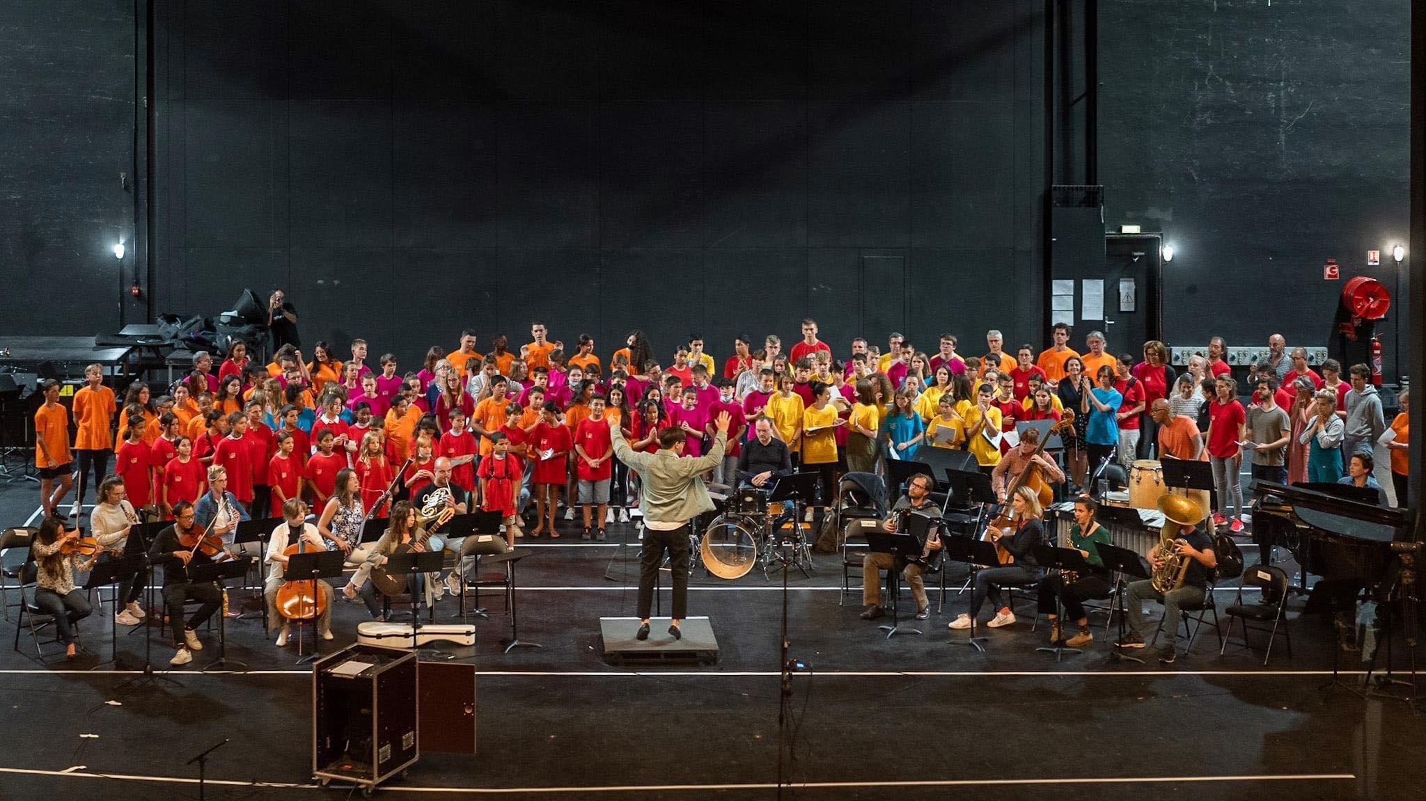 La musique est un jeu d'enfant avec l'association Orchestre à l'École qui démocratise l'accès à la musique grâce au crowdfunding