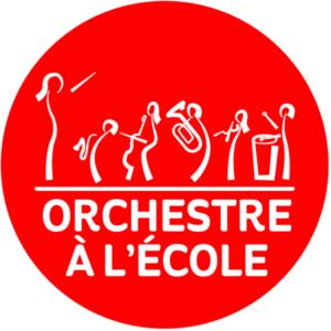logo orchestre à l'école